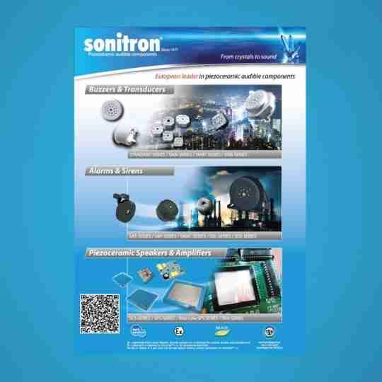 Online Sonitron catalog